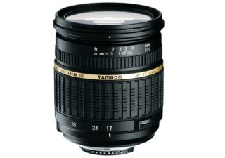 TAMRON SP 17-50 mm f/2.8 XR Di II monture CANON objectif photo