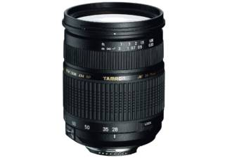 TAMRON SP AF 28-75 mm f/2.8 XR Di Macro monture CANON objectif photo