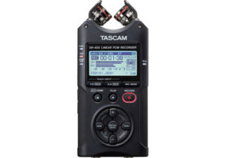 Tascam DR-40X enregistreur audio portable