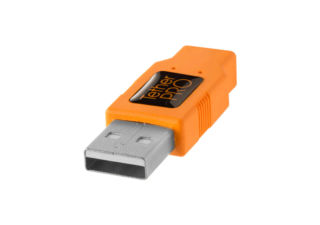 Tether Tools TetherPro USB 2.0 Active Extension 15 m orange