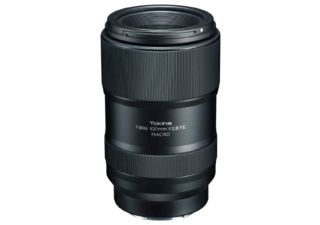 Tokina FIRIN 100 mm f/2.8 Macro monture Sony FE objectif photo