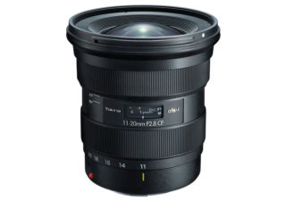 Tokina ATX-I 11-20 mm f/2.8 monture Nikon DX objectif photo