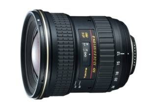 TOKINA AT-X 12-24 mm AF PRO DX II f/4 monture CANON objectif photo