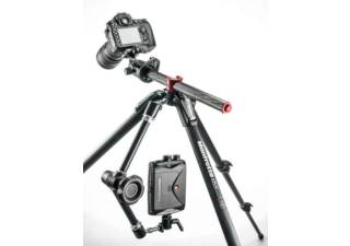 MANFROTTO trépied photo MT055CXPRO3 carbone 3 sections