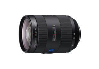 SONY Vario-Sonnar T* 24-70 mm F2.8 ZA SSM II objectif photo