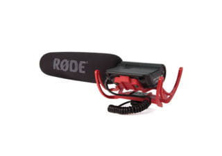 RODE Microphone VideoMic avec support Rycote Lyre