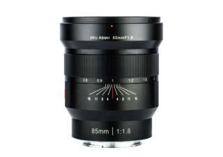 Viltrox FX-85mm f/1.8 AF II monture Sony E objectif photo