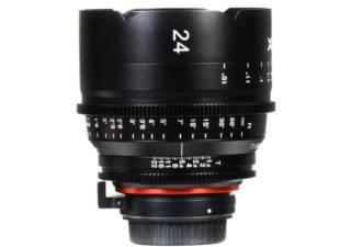 XEEN 24 mm T1.5 monture PL objectif vidéo