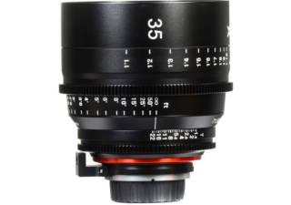 XEEN 35 mm T1.5 monture PL objectif vidéo