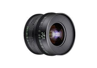Xeen CF 24mmm T1.5 monture Sony E objectif vidéo