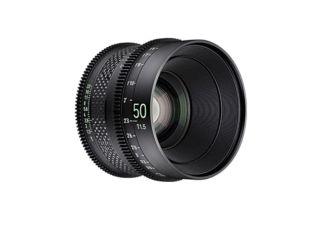 Xeen CF 50mm T1.5 monture PL objectif vidéo