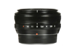 FUJIFILM  XF 18 mm F2.0 R objectif photo