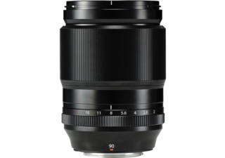 FUJIFILM XF 90 mm f/2 R LM WR objectif photo