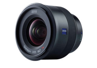 ZEISS Batis 25mm f/2.0 monture Sony E objectif photo autofocus