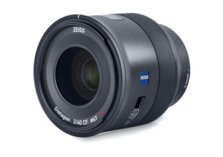 ZEISS Batis 40mm f/2.0 CF monture Sony E objectif photo autofocus