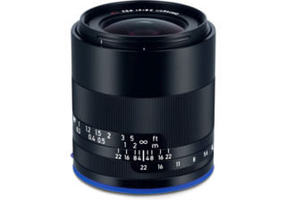 ZEISS Loxia 21mm f/2.8 monture Sony E objectif photo