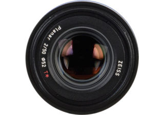 ZEISS Loxia 50mm f/2 monture Sony E objectif photo