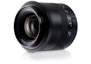ZEISS Milvus 35mm f/2.0 ZE monture Canon EF objectif photo