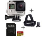 GOPRO caméra HERO 4 Black Edition - Pack SNOW 6
