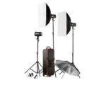 GODOX kit flash de studio Mini Pioneer H160-B 3 x 160 W