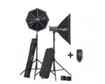 ELINCHROM kit flash de studio D-Lite RX 4 Box