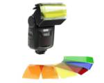 GODOX kit de 7 filtres colorés pour flash cobra
