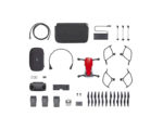 DJI Mavic Air Fly More Combo rouge flamme